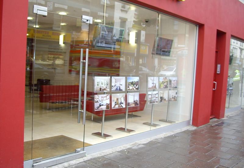 Glass Shopfronts Jnb Glass